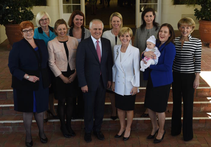 Four ways to get more women into Parliament