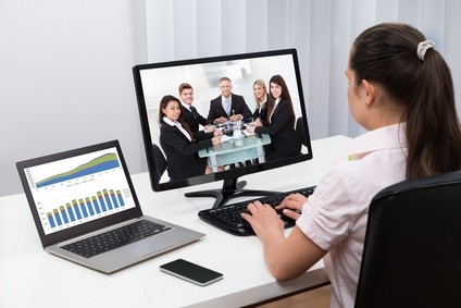Resolving Major Workplace Issues with Video Conferencing