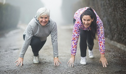 Good Reasons to Exercise that don't involve losing weight