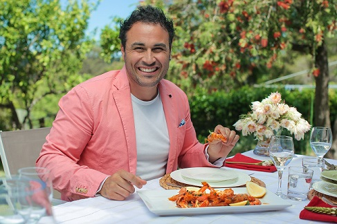 Four Christmas Recipes by Celebrity Chef Miguel Maestre
