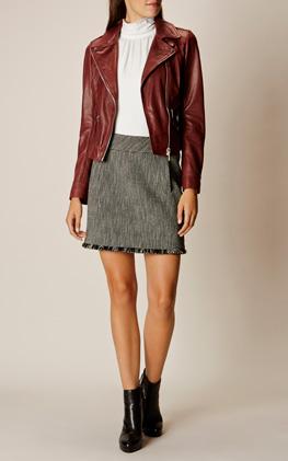 Karen Millen Tweed Skirt