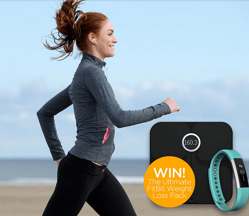 Join the Total Wellbeing Diet now for a chance to win 1 of 6 Ultimate Fitbit Weight Loss Packs