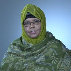 Halima Mohamud Somali community leader