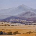 """""""Mt. Tawonga, Kiewa Valley, Vic"""" by Isla Patterson"""