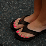 Your Cute Flip Flops Could Be the Cause of Your Back Pain