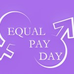 4 September 2017 is Equal Pay Day