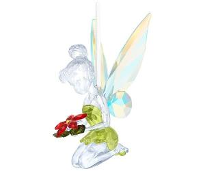 Swarovski Tinker Bell Christmas Ornament Color accents