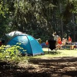 Going Green When You Go Camping