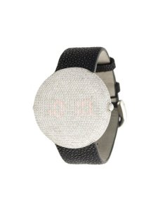 CHRISTIAN KOBAN Clou diamond watch