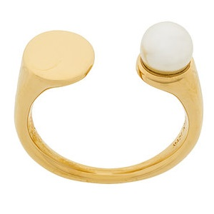 CHLOÉ Darcey open ring