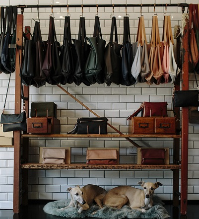 Australian made customised leather accessories for women