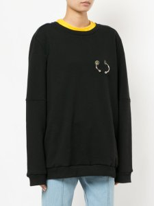 STRATEAS CARLUCCI Fetish sweater