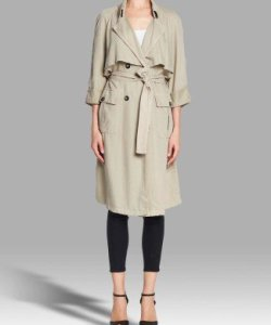 American Vintage Katetown Trench Coat