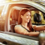 When it comes to children and cars - mum's the word