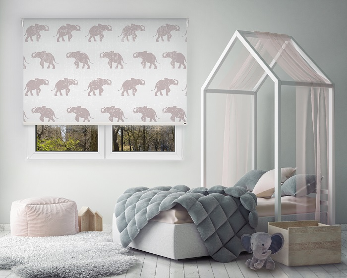 Luxaflex Elephant Blush
