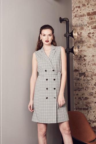 Leslie Vest Dress