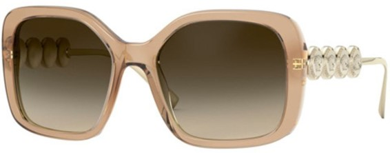 Versace Oversized Sunglasses