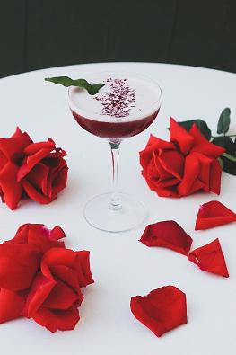 Rainforest Sour Cocktail