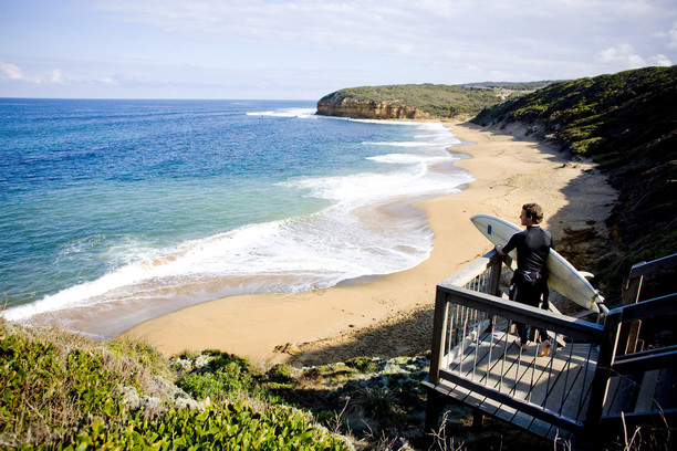 the ultimate surfing spots in Australia