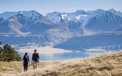 Most beautiful Lakes in New Zealand