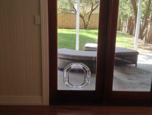 Glaztec Medium Dog Door Australiapetdoors Com Au
