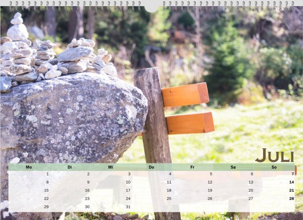 07 July austrialandscapes-org New Years Calendar 2019
