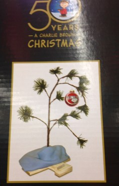 Charlie Brown's Tree in a Box