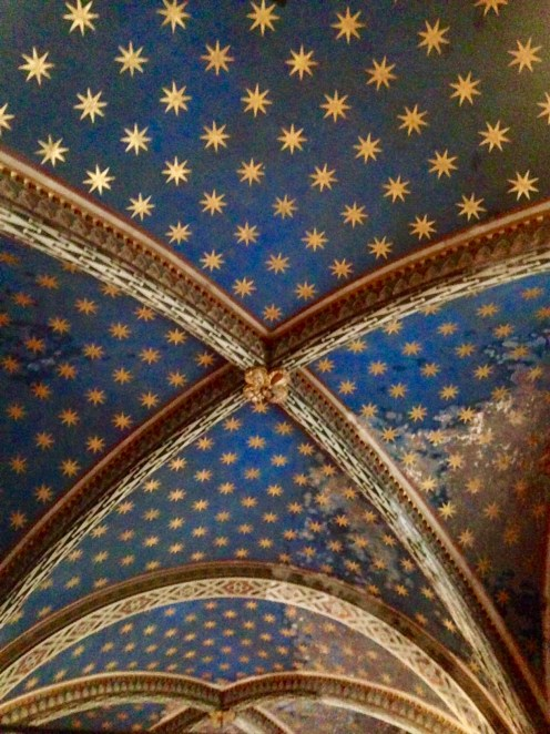 Ceiling in the Museo del Bargello