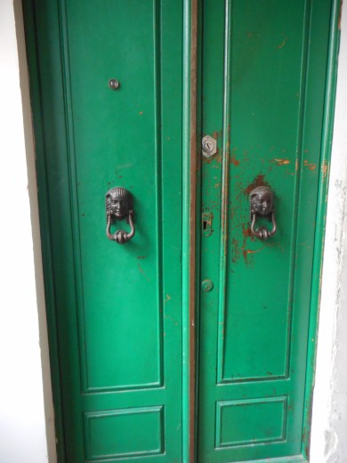 I Walk Past this Apartment Door Every Weekday on my Way to my Office
