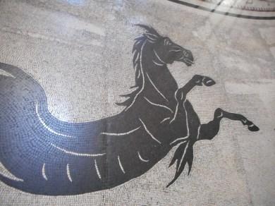 Another Mosaic Floor in the Vatican