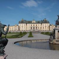 Schloss Drottningholm, Insel Lovön im Mälaren