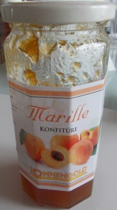Marillen-Konfitüre Sonnengold