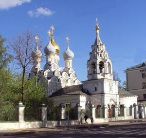 Church of St. Nicholas in Pyzhy (Moscow)