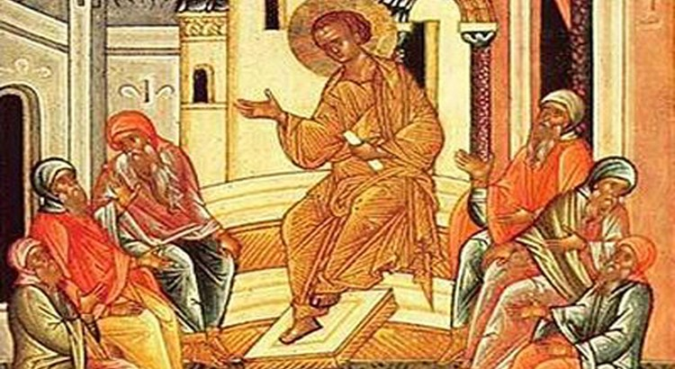 The Feast of Mid-Pentecost and the Pentecostarion
