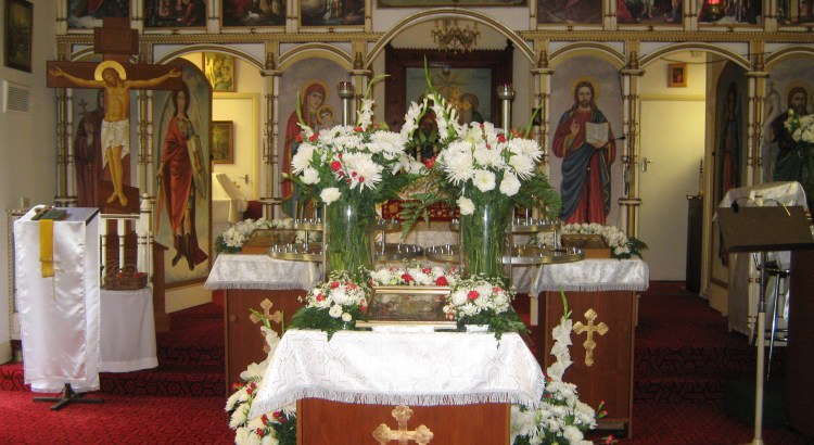 The Parish of The Holy Martyrs of Vilnius in Yarraville, Melbourne