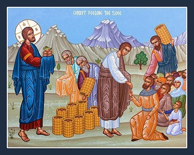Stewardship Icon Orthodox Christian Stewardship is a call to all of the faithful to share willingly and cheerfully