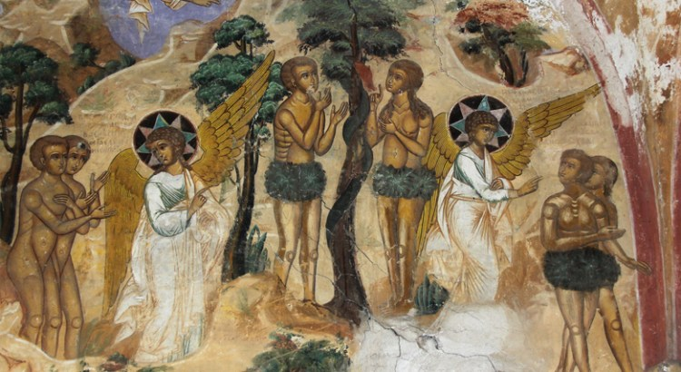 Adam and Eve Excluded from Eden