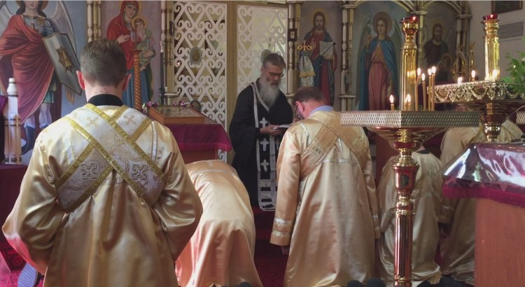 Forgiveness Sunday - Bishop Andrei Erastov