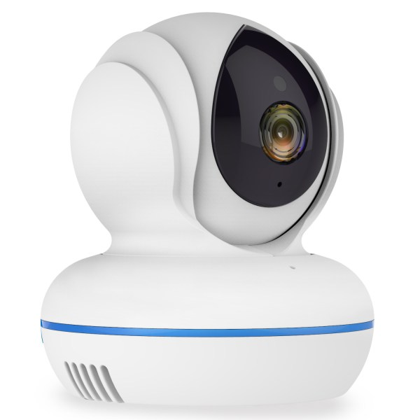 INTENDVISION WIFI Camera 4MP Support H.265 Pan/Tilt Video Network Security Camera 4