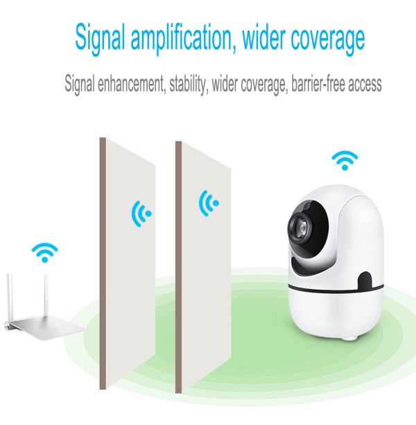 P2P IP Camera with Motion Detection Two Way Audion Wireless PT CCTV Camera 4