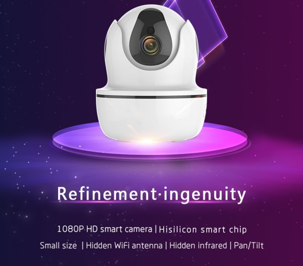 1080P Network Camera Two way Audio Motion Detection Pan Tilt Full HD Security Home Camera 2
