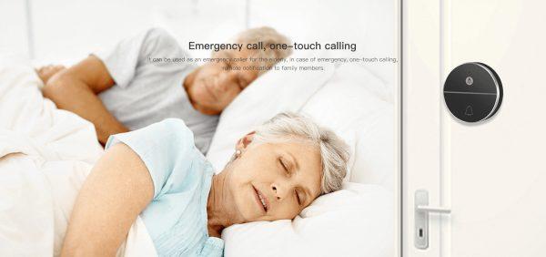 Wireless Doorbell Intercom Support Remote Receiving Group Chatting Update online Door phone Intercom 6