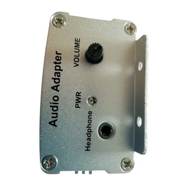 Power supply for CCTV Microphone Stable Professional Power Supply Offer Pure Sound 2