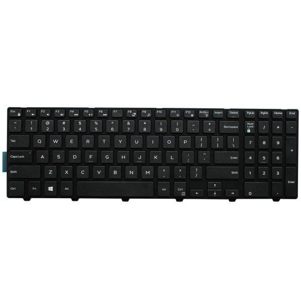 Replacement Keyboard for Dell Inspiron 7557 7559 Laptop 3