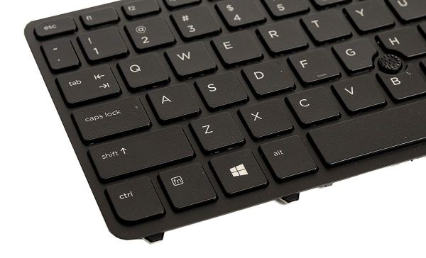 Replacement Keyboard for HP EliteBook 840 G1 / 840 G2 / 850 G1 / 850 G2 / HP ZBook 14 Mobile Workstation Series Laptop 4