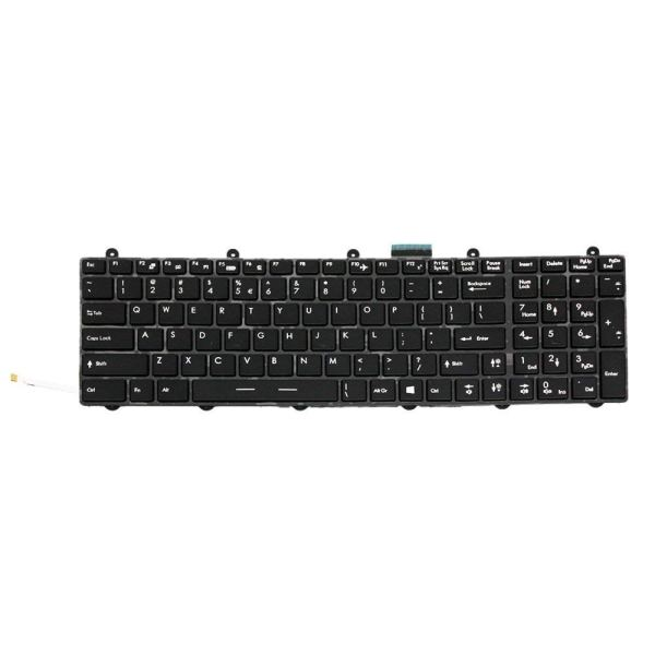 Replacement Keyboard for MSI GE60 GE70 GT60 GT70 Laptop Colorful Backlit 1