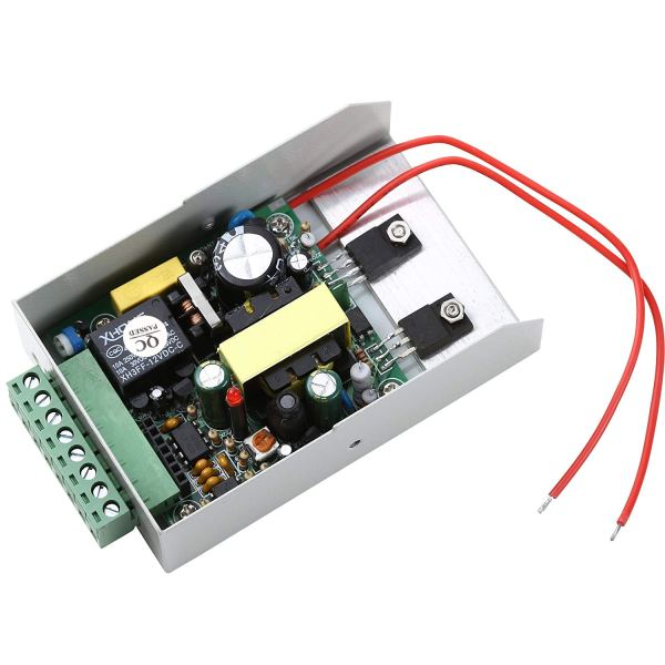 Power Supply Controller AC 110-240V to DC 12V for Door Access Control System & Video Intercom Entry 3