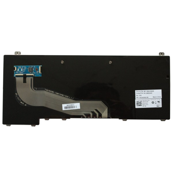 Replacement Keyboard for Dell Latitude E5440 Laptop No Pointer 2