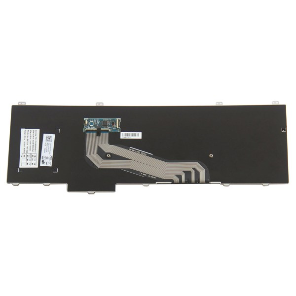 Replacement Keyboard for Dell Latitude E5540 Laptop No Pointer 2
