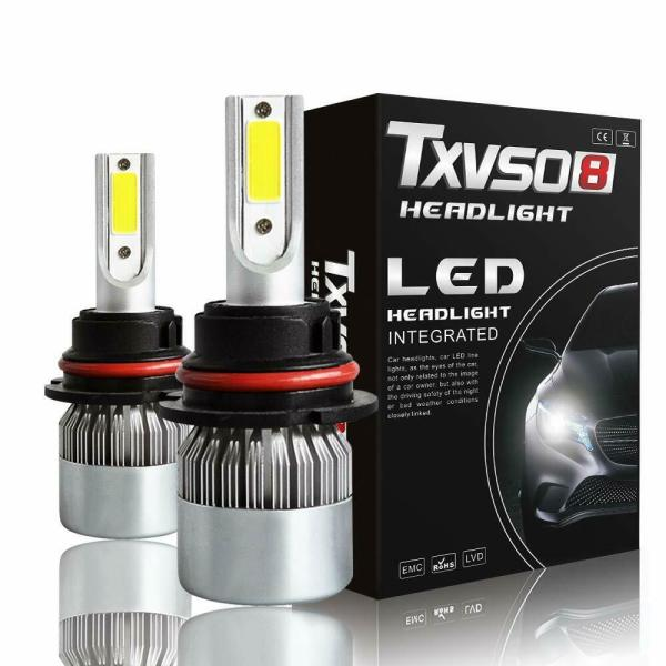 LED Car Headlight Bulb 9004/9007 26000LM 110W 6000K High Beam/Low Beam/Fog Light 1